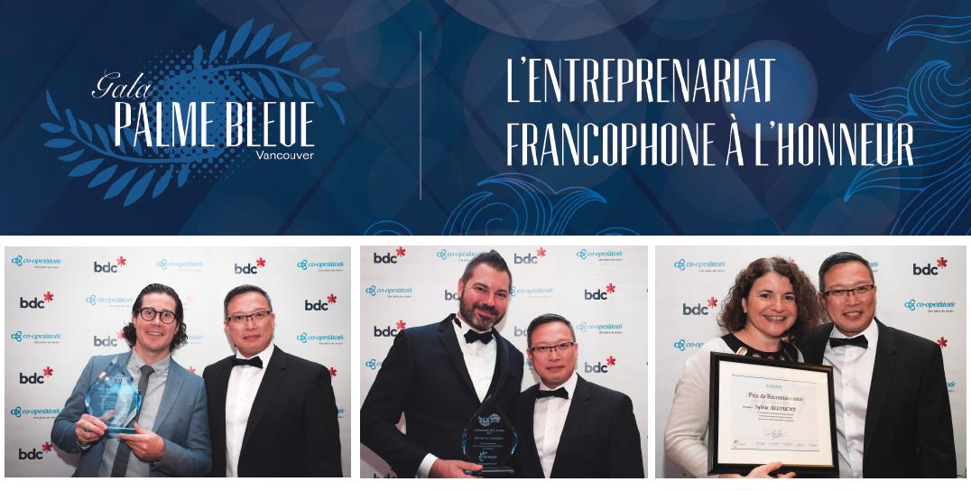 Gagnants Palme Bleue 2017